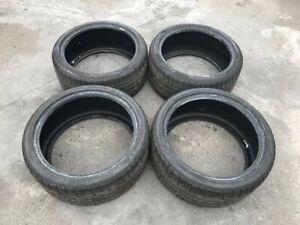 4x Pirelli 255/35 R19 96V M+S Sottozero Winter 240 Winterreifen