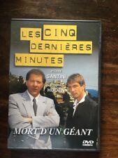 LES CINQ DERNIERES MINUTES .. Mort D'un Géant .... Pierre Santini