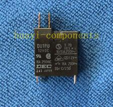 1pcs DU1PU 12VDC DEC Relay