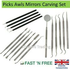 Clay Sculpting Set Wax Carving Pottery Tools Shapes Polymer Modelling