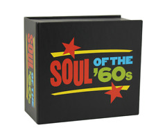 Brand New Soul of the '60s 9 CD Box Set Time Life Music Discs Various USA SHIP