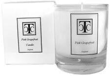 TCC Pink Grapefruit Scented Candle 30 hour