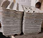 TWO DOZEN! Pulp Cardboard Empty 18 Count Egg Cartons