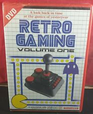 Brand New and Sealed Retro Gaming - Vol. 1 (DVD)