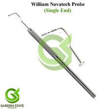 Dental Posterior Williams Novatech Probe Colour Coded Periodontal Instruments