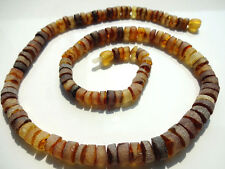 Raw BALTIC  AMBER Necklace 20""
