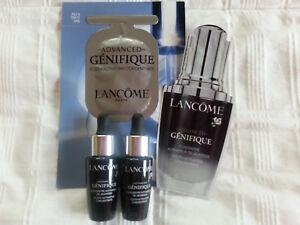 Lancome Genifique 17ML (2 x 8ml bottle + 1ml packette)