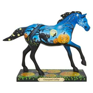 Trail of Painted Ponies 6007467 Graveyard Gallop Figurine