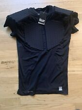 Nike Mens Pro Combat HypeStrong Compression Padded Size 2Xl 4-Pad, Dri-fit Black