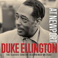 DUKE ELLINGTON - AT NEWPORT  2 CD NEU