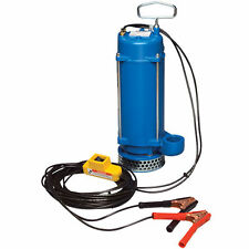 Sandpiper PortaPump 43 GPM 12-Volt Submersible Utility Pump w/ 30' Power Cord