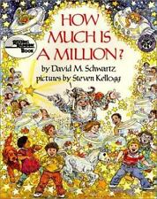 How Much is a Million? (Brand New Paperback) David M Schwartz