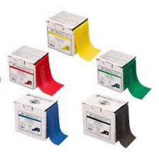 Latex free genuine Theraband resistance band 1.5m Thera-band from Physio US made