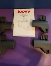 JOOVY Twin Roo+ Car Seat Adapter Graco Snugride Click Connect