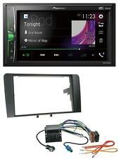 Pioneer 2DIN MP3 DAB USB Bluetooth Autoradio für Audi A3 03-12 8P Quadlock