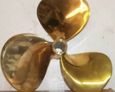 "NEW ORIGINAL CHRIS CRAFT PROPELLER  T36   14"" x 14"" x 1-1/4""  LH    #863"