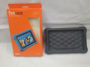 Amazon Kid-Proof Case for Fire HD 8 Tablet (Fits 7th Generation) Black Case