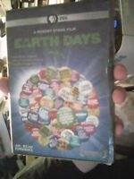 American Experience: Earth Days DVD Region 1 WS,free ship, new/sealed.