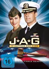 5 DVDs * JAG - IM AUFTRAG DER EHRE ~ STAFFEL / SEASON 10 # NEU OVP +
