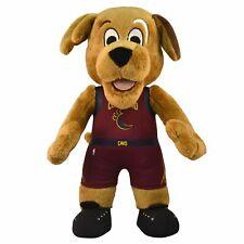 """Cleveland Cavaliers Moondog 10"""" Figura De Peluche-una mascota para jugar o mostrar"""