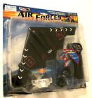 2005 Goldlok Air Forces Wired Remote Control Black B2 USAF Bomber Unopened