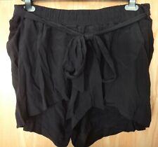 M & S Black Maternity & Beyond Shorts BNWT Size 18