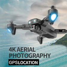 CSJ S167 GPS RC Drohne 4K 5G Wifi Kamera FPV Quadcopter +3 Batterien+Tasche K1H6