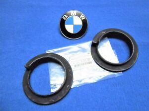 BMW e24 e32 e38 Stoßdämpfer NEU Set Federunterlage Gummi hinten rechts links