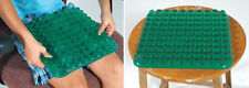GEL E SEAT Wheelchair Pressure Relief Seat Weighted  Pad ASD SPECIAL NEEDS Green
