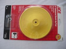 "Ace 5"" Universal Back Up Pad 23238 1/4"" Shank Backing Pad New In Package"