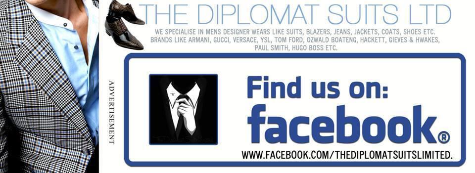 THE DIPLOMAT SUITS LTD