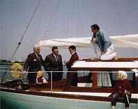 """Perry Mason"" Raymond Burr * Barbara Hale 5x7 Classic TV FREE U.S. Shipping"