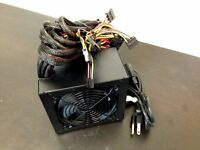 Quiet 750 Watt 750W for Intel AMD PC ATX 12V Power Supply SATA PCI-E 12CM Fan