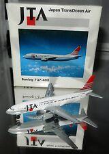 Herpa 501286 JAT Japan Transocean Air Boeing 737-400 1:500 Scale Diecast RETIRED