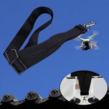 Durable RC Transmitter Model Black Adjustable Neck STRAP Lanyard ForMSR PROPO NG