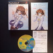D.C.P.S. DA CAPO PLUS SITUATION PlayStation 2 NTSC JAPAN・❀・RPG BISHOJO ANIME PS2