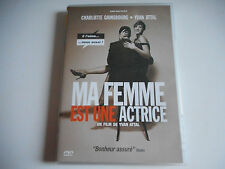 DVD - MA FEMME EST UNE ACTRICE - CHARLOTTE GAINSBOURG / YVAN ATTAL - ZONE 2
