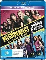 Pitch Perfect Pitch Perfect 2 Elizabeth Banks, Anna Kendrick New Region 2 UK DVD