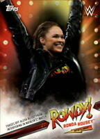 2019 Topps WWE RAW - Pick A Card - Ronda Rousey Spotlight Inserts