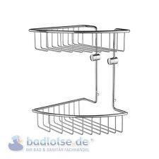 smedbo Home Brillante eck-duschkorb cesta del jabón Estante de la ducha Canasto