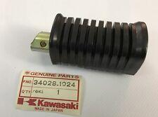 Pedana post. Sx - Step Footrest Bar Rr  Lh - Kawasaki KZ750 NOS: 34028-1024