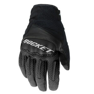 Joe Rocket Optic Glove Black/Black Size 3XL 2030-1007