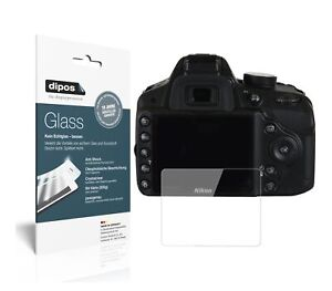 Screen Protector for Nikon D3200 Flexible Glass 9H dipos