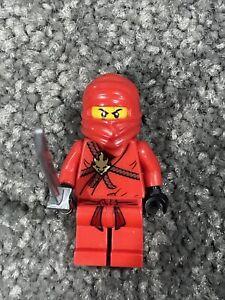 Lego Ninjago Kai Minifigure njo007 From Set 2505 2508 2258 Excellent Condition!