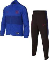 Nike FC Barcelona Trainingsanzug Größe 122 Saison 19/20 UVP war 79,95 Euro