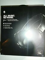 Skullcandy Venue Active Noise Canceling Wireless Headphones - Black