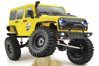 FTX OUTBACK FURY (Jeep Wrangler Style) 1:10 4x4 Rock Crawler RC Car Ready to Run