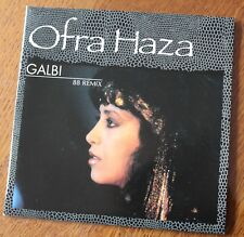 Ofra Haza, galbi (88 remix) / Galbi (english vocals), SP - 45 tours France