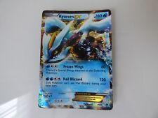 Pokemon Kyurem EX 38/99 Card  Rare Holo