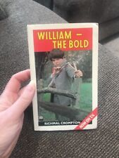 William the Bold by Crompton, Richmal Paperback Book 1977